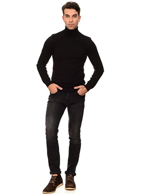 T-Box Pantolon Siyah
